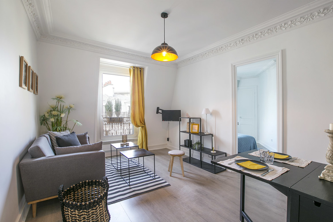 Paris Rue Humblot Apartment for rent