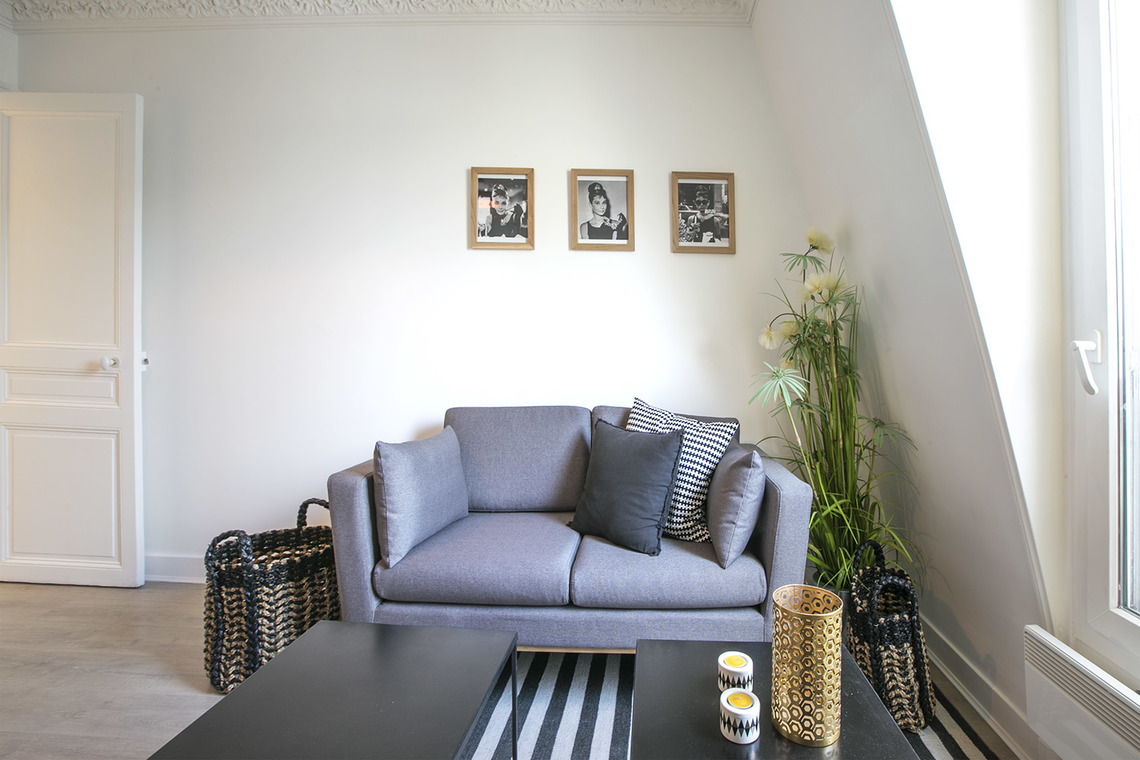 Apartment Paris Rue Humblot 3