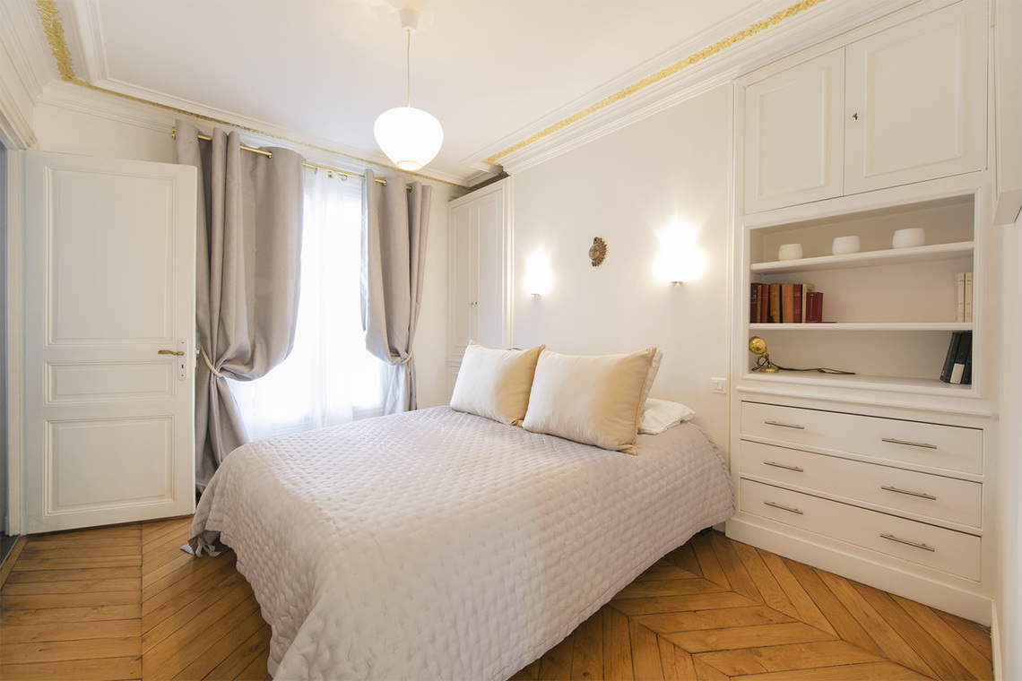 Apartment Paris Boulevard Gouvion Saint Cyr 8