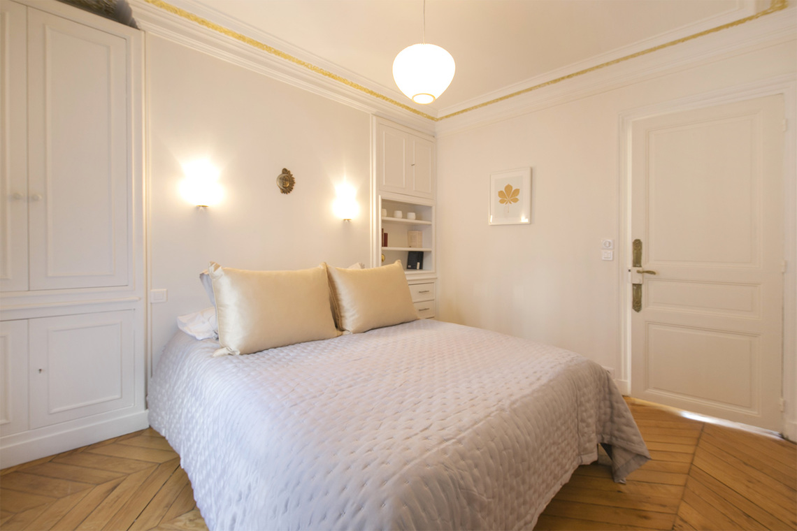 Apartment Paris Boulevard Gouvion Saint Cyr 9