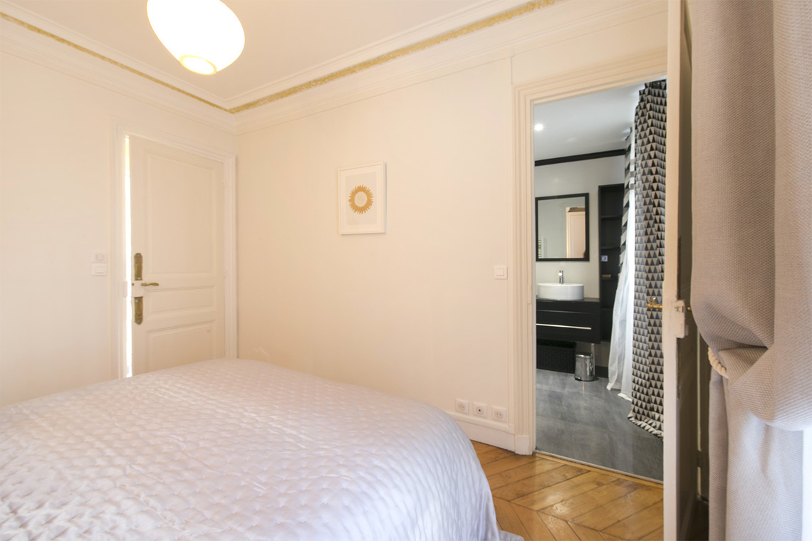 Apartment Paris Boulevard Gouvion Saint Cyr 10