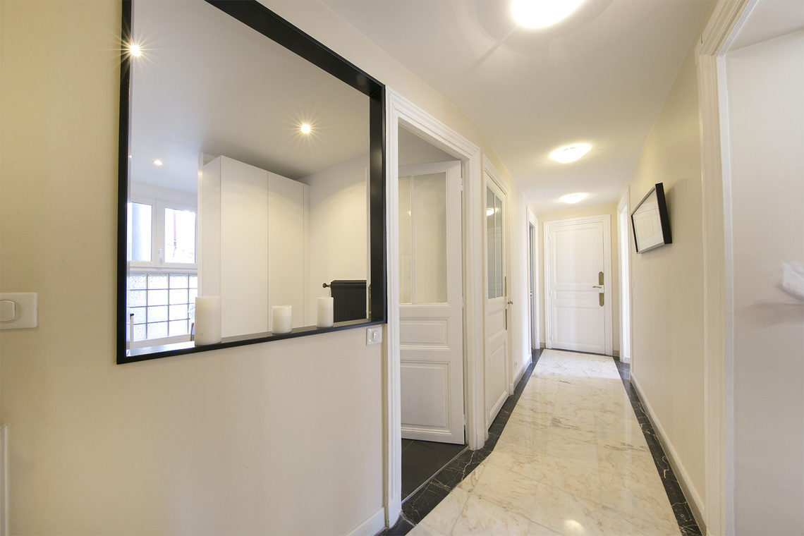 Apartment Paris Boulevard Gouvion Saint Cyr 13