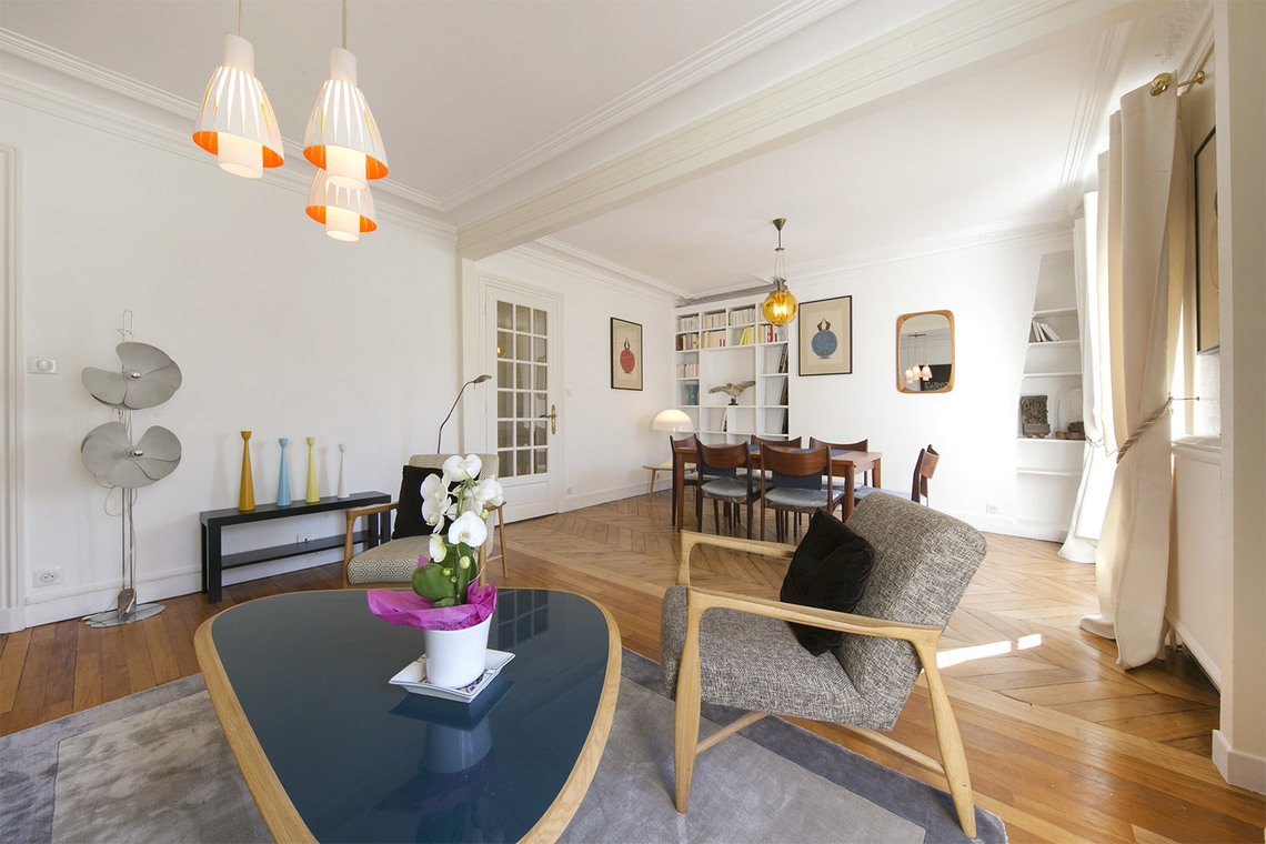 Apartment Paris Boulevard Gouvion Saint Cyr 2