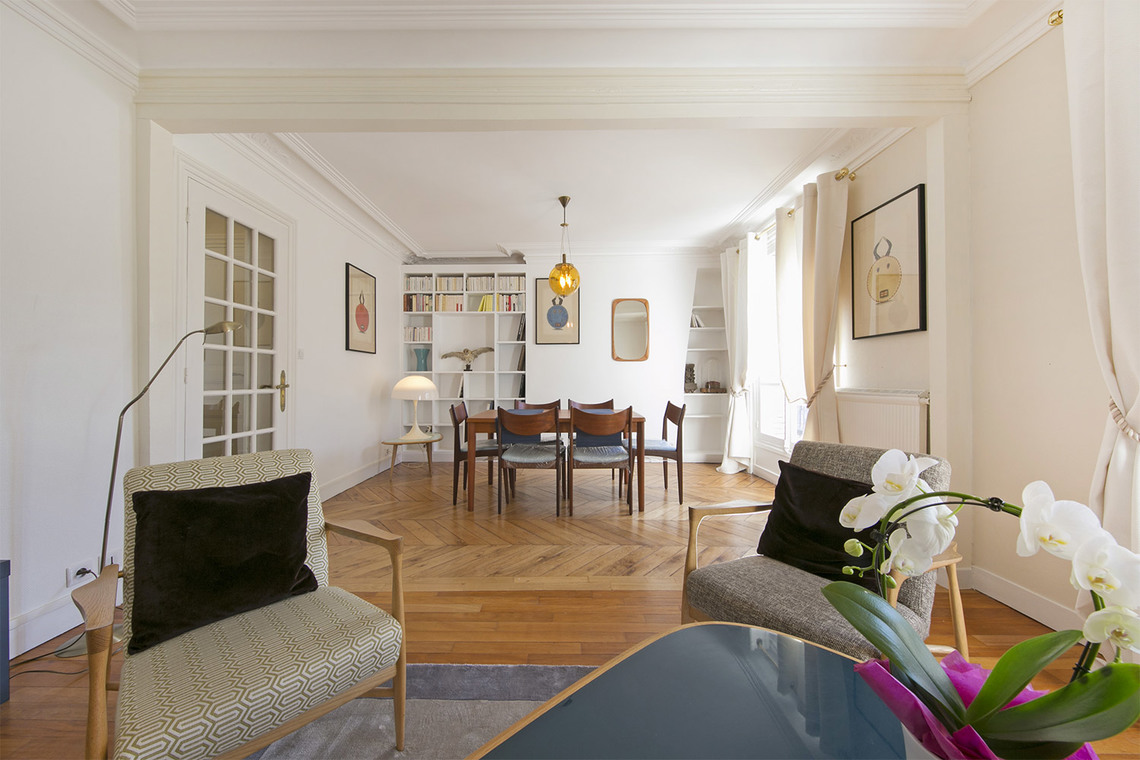Apartment Paris Boulevard Gouvion Saint Cyr 3