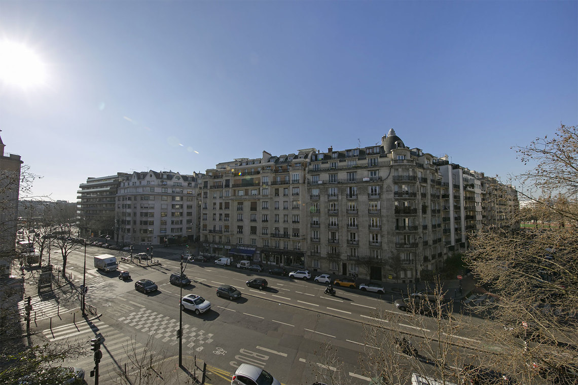Apartment Paris Boulevard Gouvion Saint Cyr 14