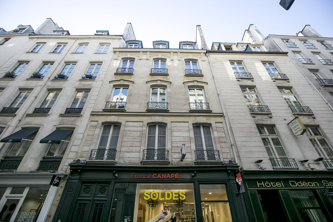 Apartment Paris Rue Saint Sulpice 15
