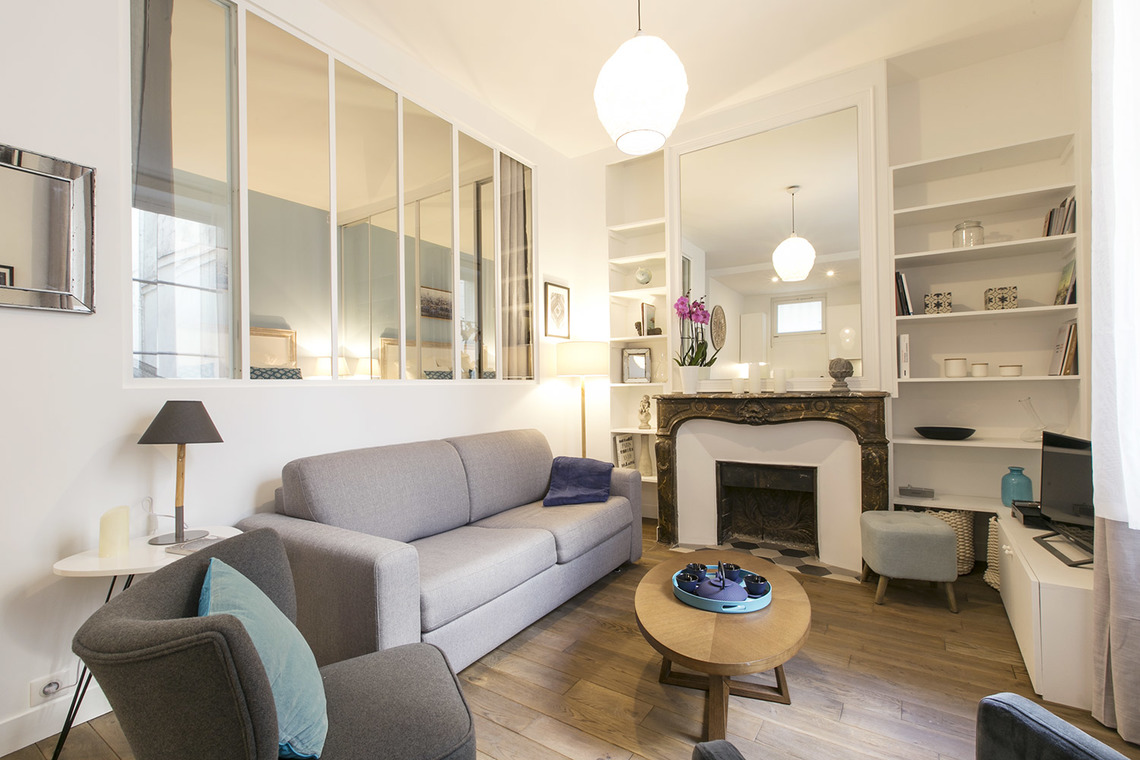 Apartment Paris Rue Saint Sulpice 2