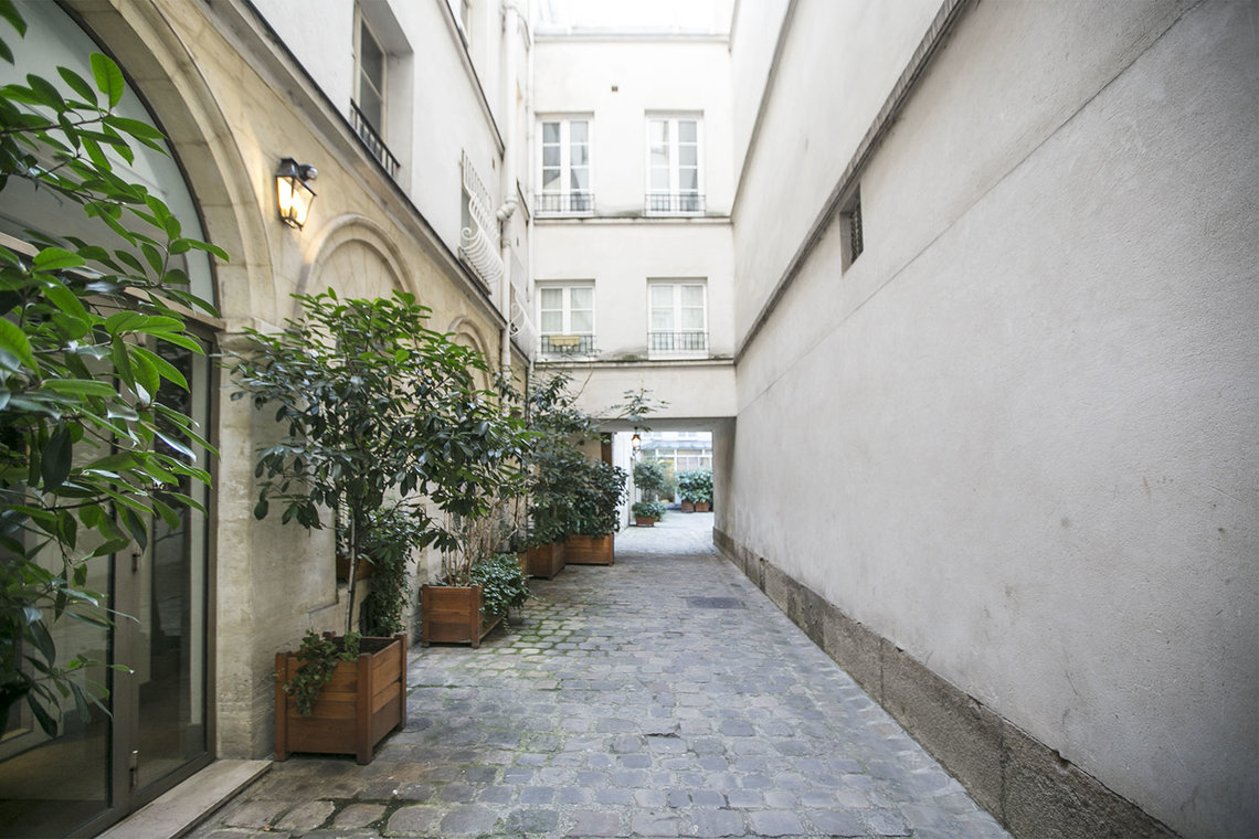 Apartamento Paris Rue Saint Honoré 11