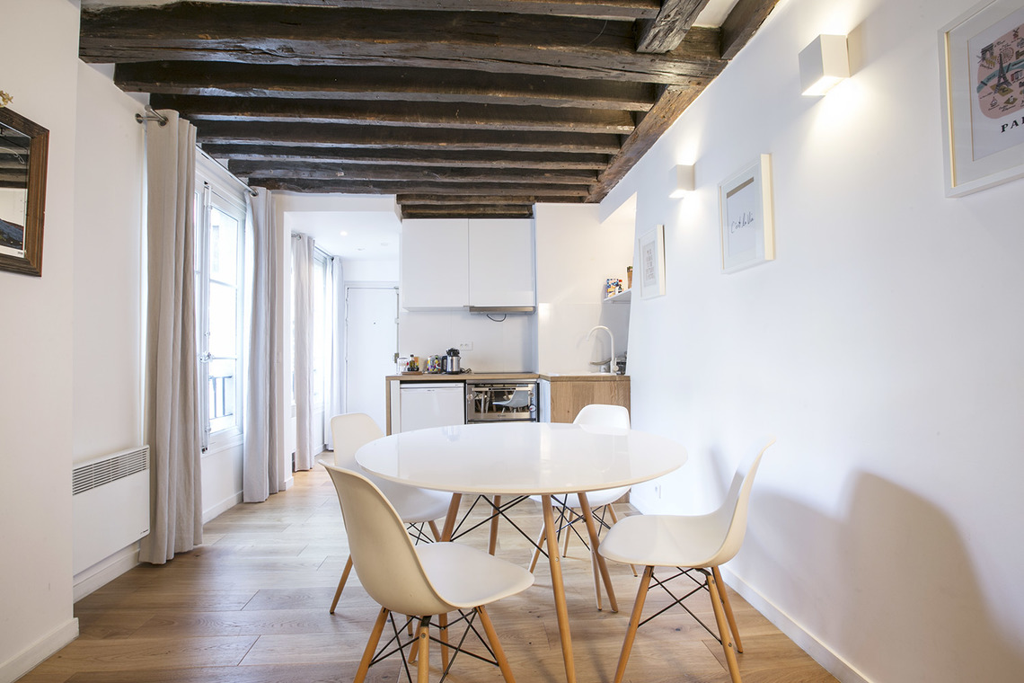 Apartamento Paris Rue Saint Honoré 4