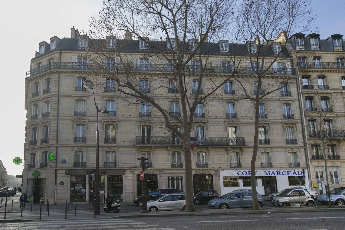 Appartamento Paris Avenue Marceau 20