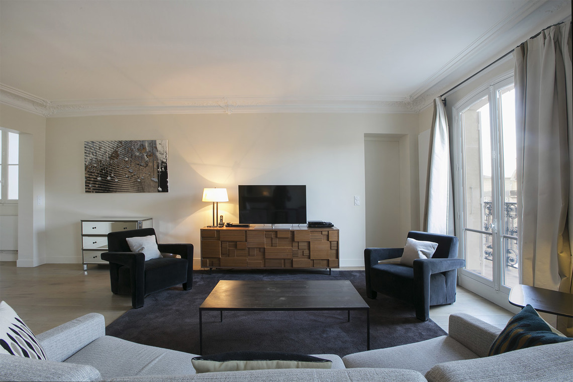 Appartamento Paris Avenue Marceau 4
