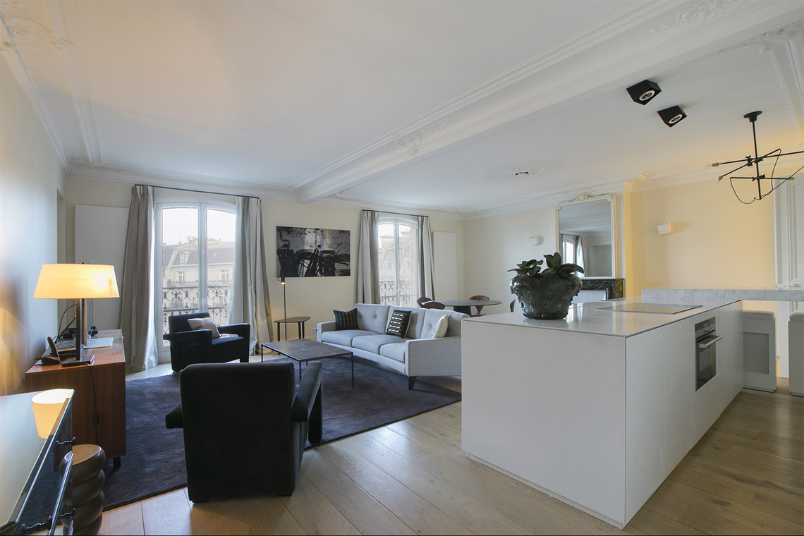 Appartamento Paris Avenue Marceau 5