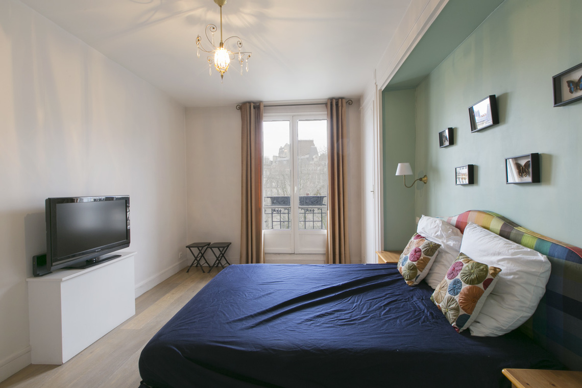 Apartment Paris Rue Caulaincourt 9