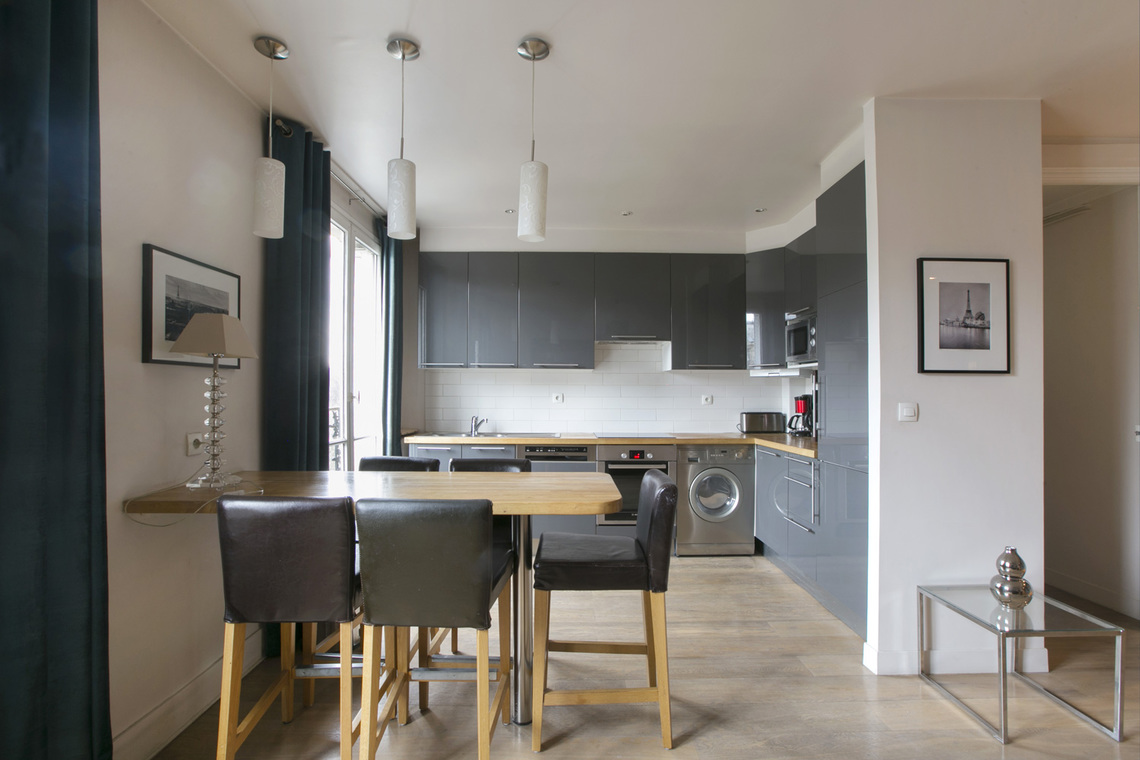 Apartment Paris Rue Caulaincourt 6