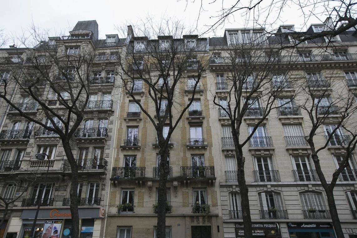Apartment Paris Rue Caulaincourt 13