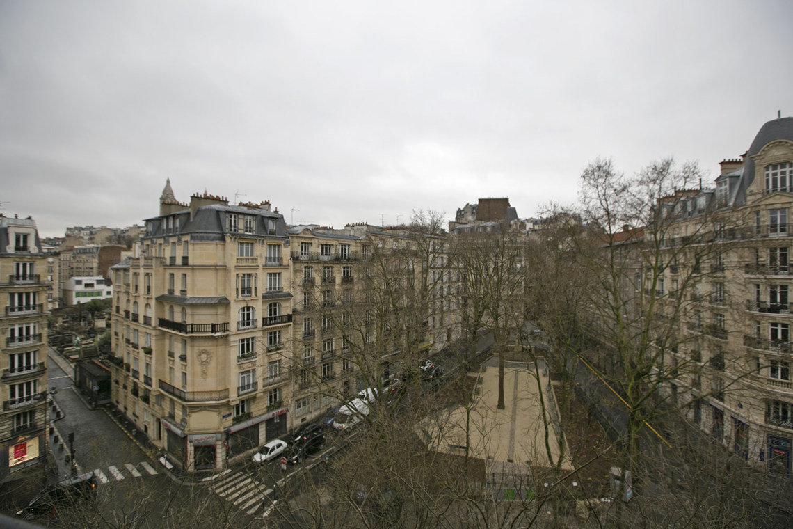 Apartment Paris Rue Caulaincourt 5