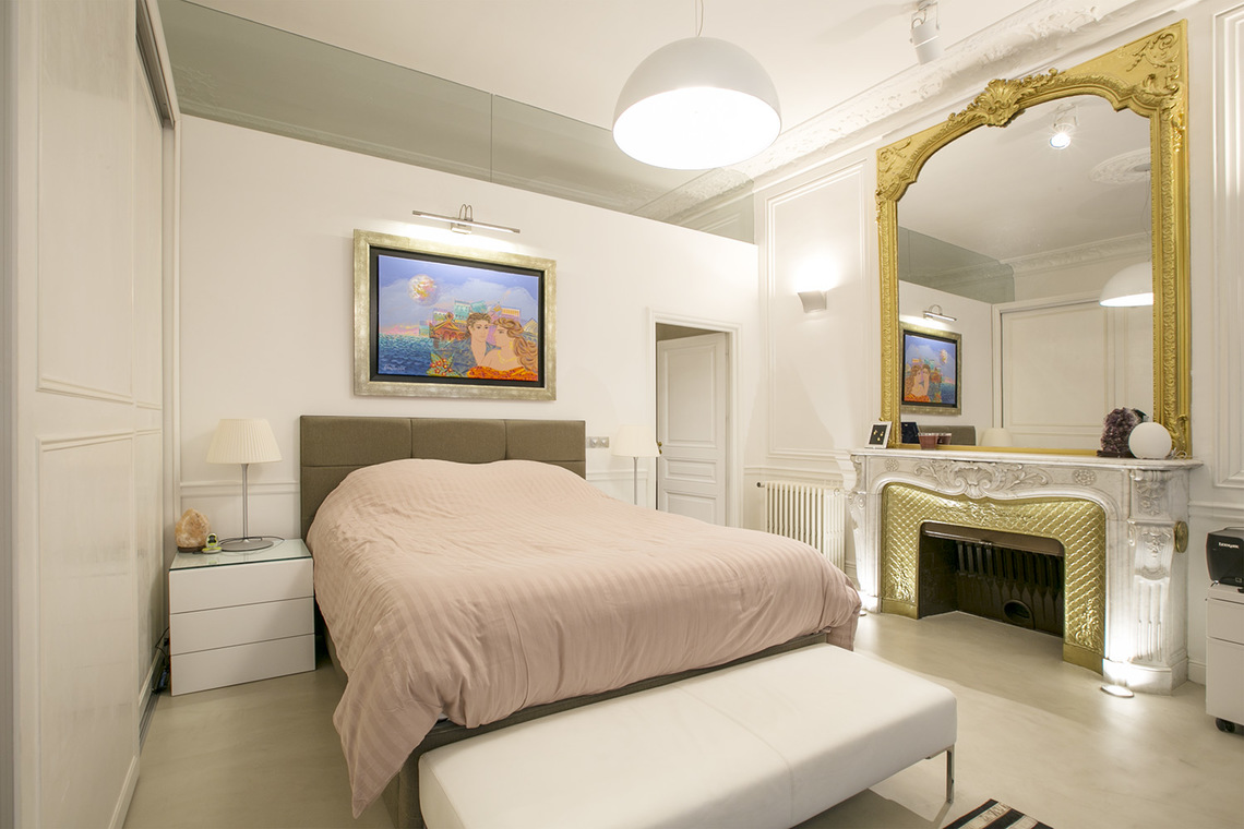 Apartamento Paris Rue Lincoln 8