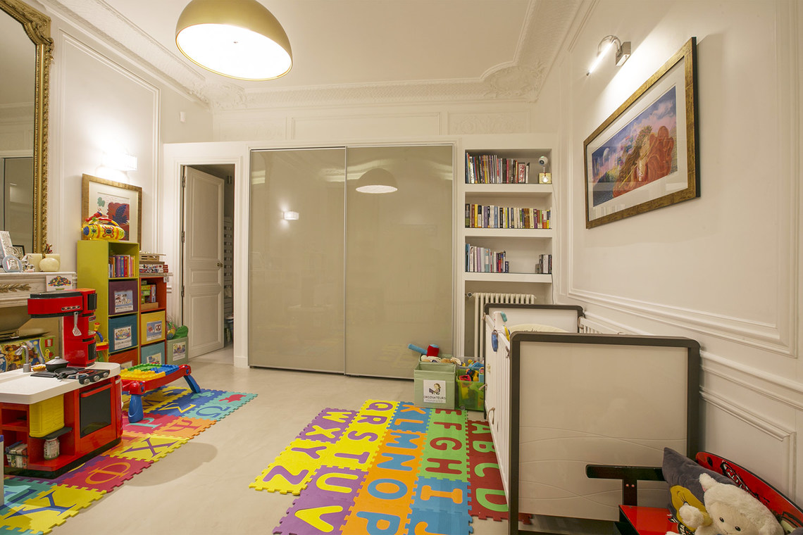Apartamento Paris Rue Lincoln 12