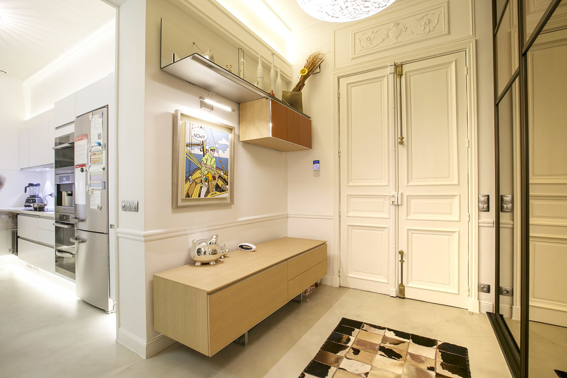 Apartamento Paris Rue Lincoln 5