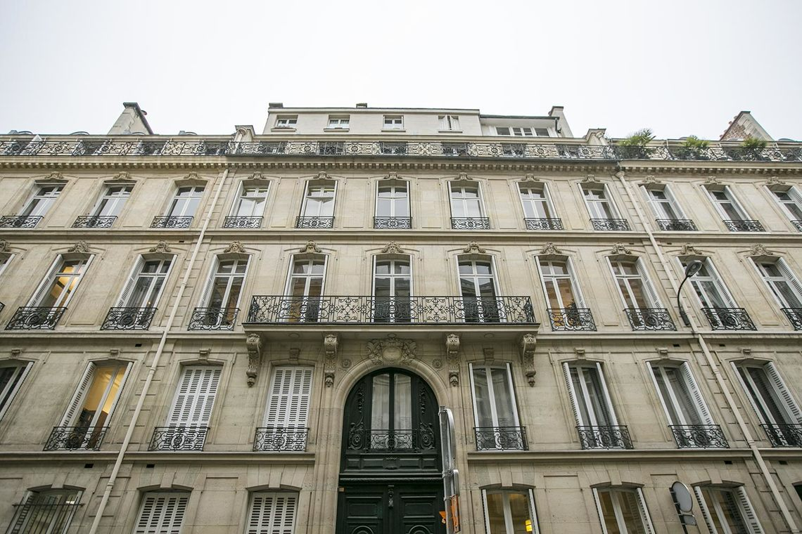 Apartamento Paris Rue Lincoln 15