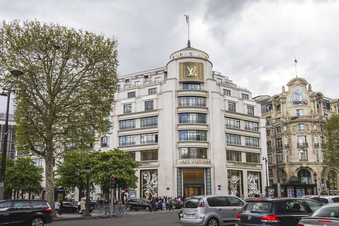 Apartamento Paris Rue Lincoln 17