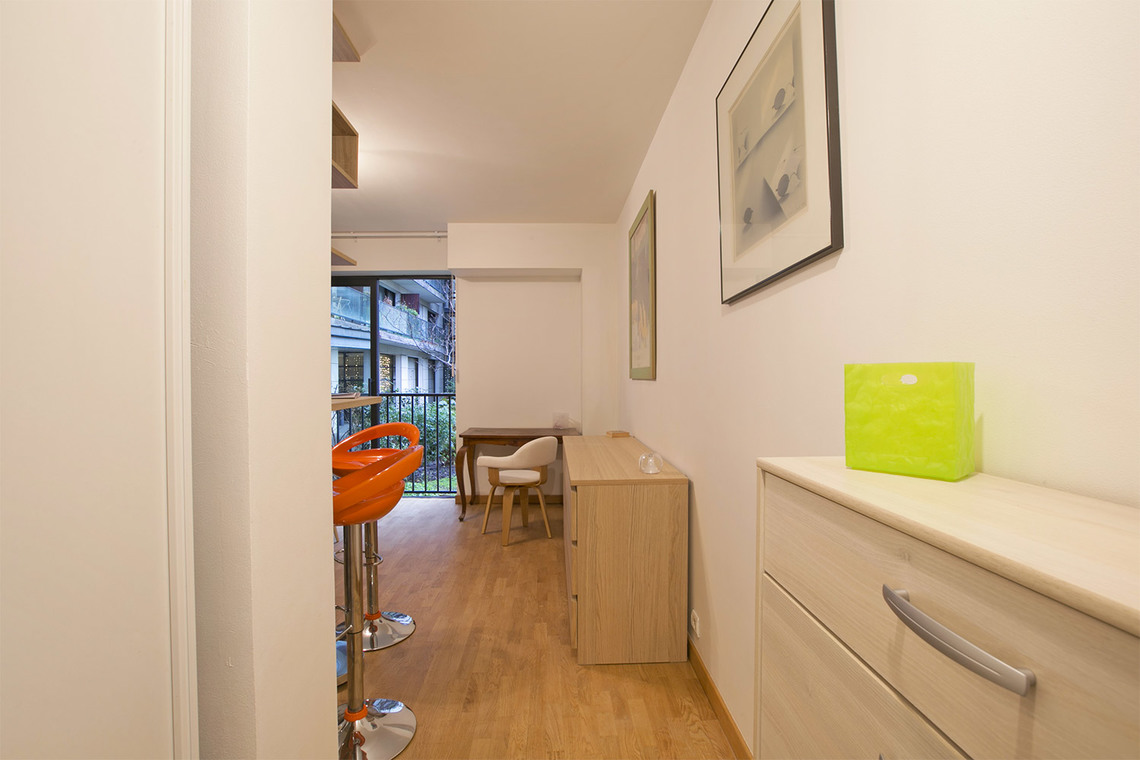 Apartment Paris Rue Edgar Faure 8