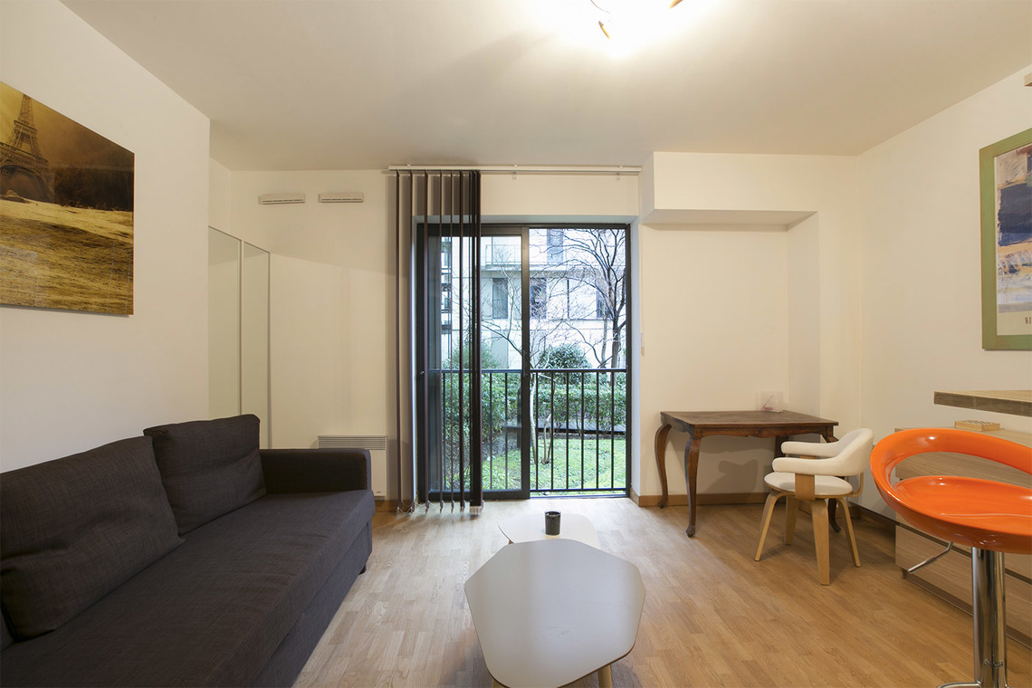 Paris Rue Edgar Faure Apartment for rent