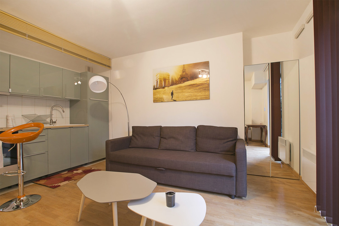 Furnished apartment for rent Paris Rue Edgar Faure