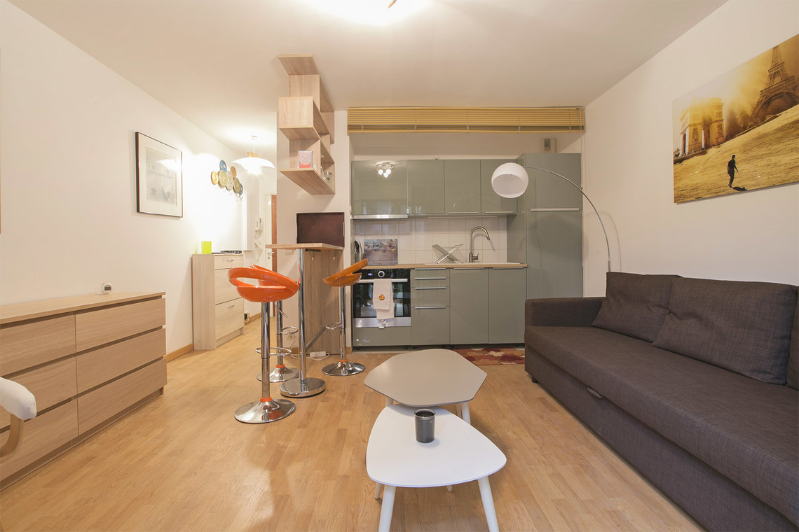 Apartment Paris Rue Edgar Faure 2