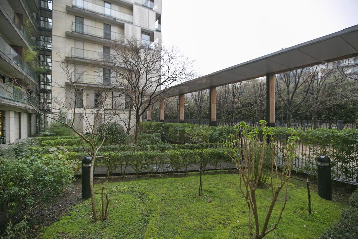 Apartment Paris Rue Edgar Faure 10