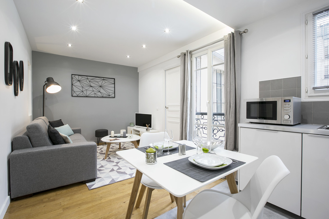 Furnished apartment for rent Paris Rue du Grand Prieuré