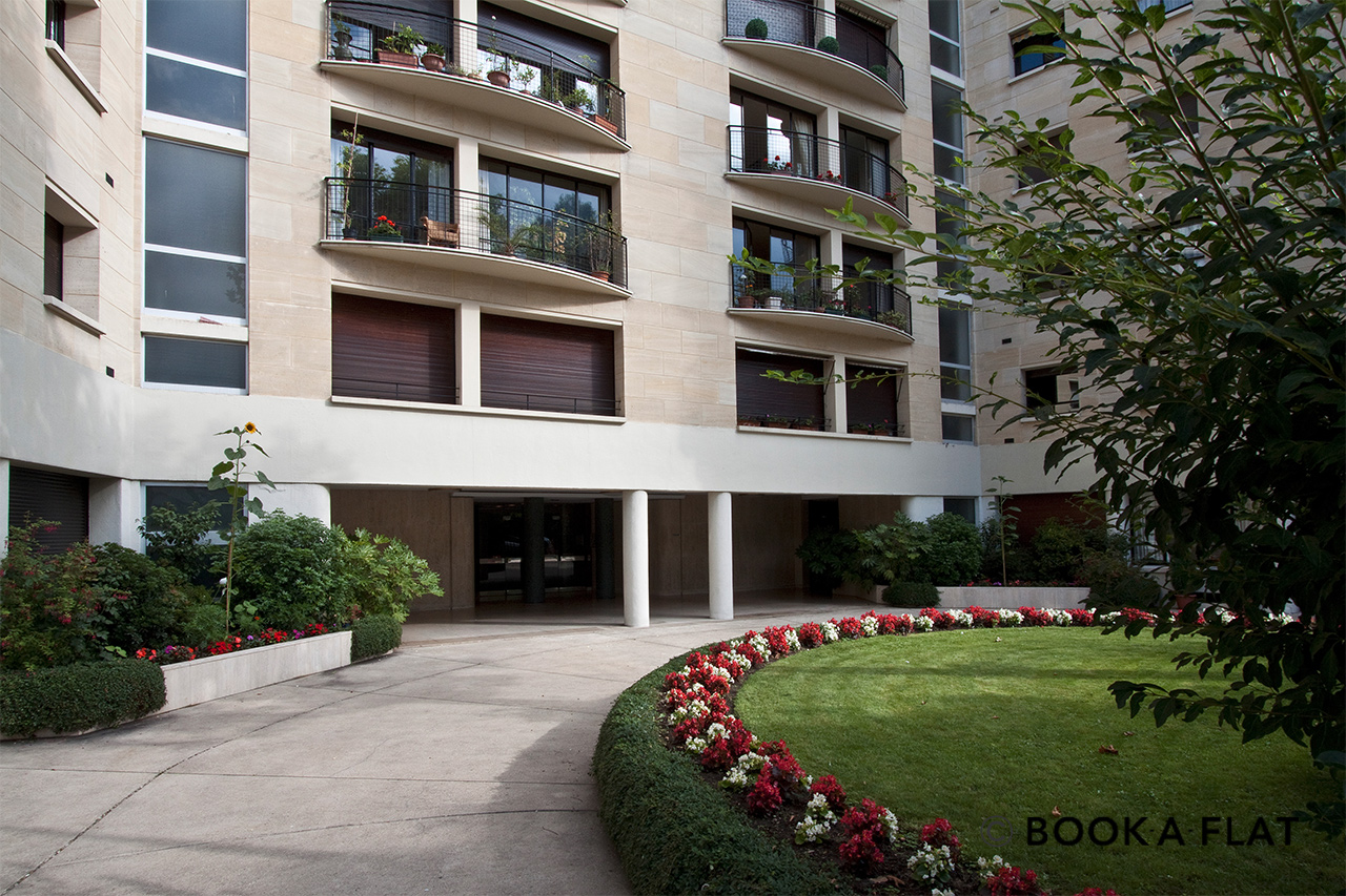 Appartement Paris Avenue Emile Bergerat 10