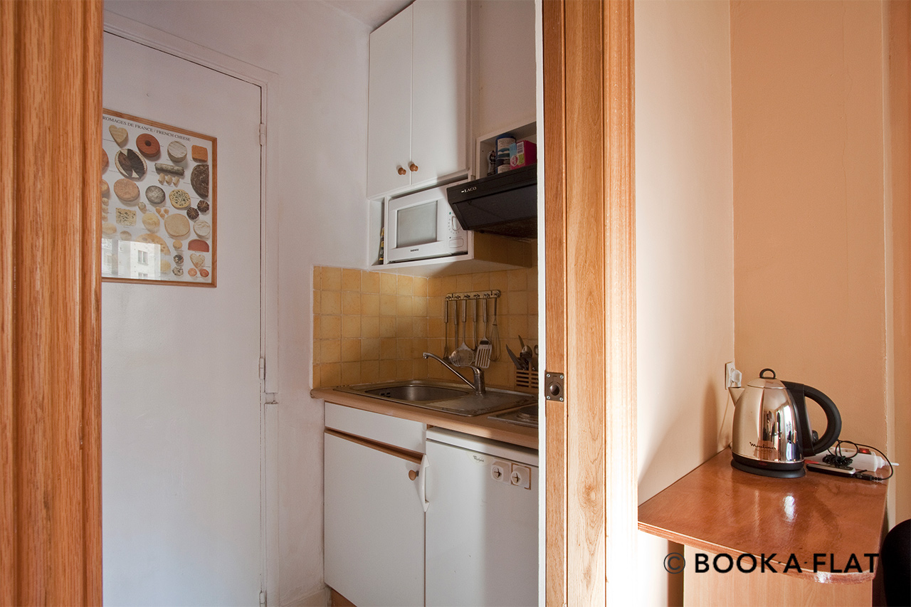 Appartement Paris Avenue Emile Bergerat 6