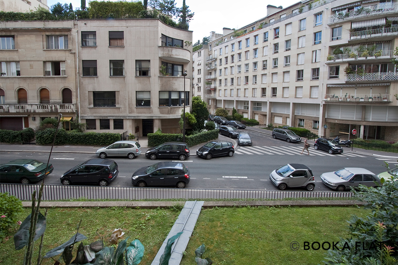 Appartement Paris Avenue Emile Bergerat 8