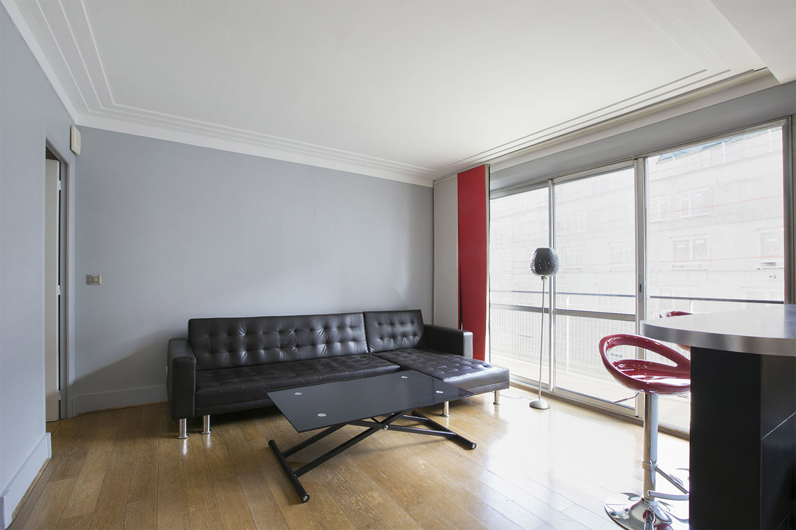 Furnished apartment for rent Paris Rue Félicien David