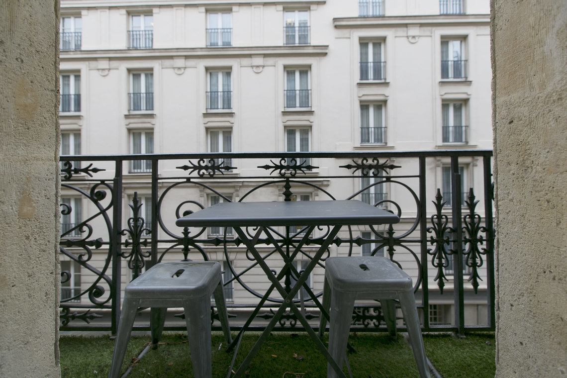 Appartement Paris Rue Monge 8