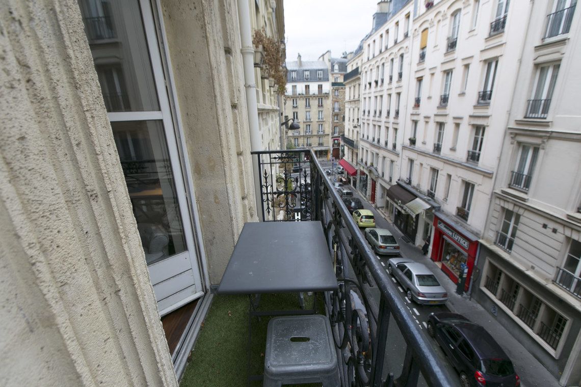 Appartement Paris Rue Monge 7