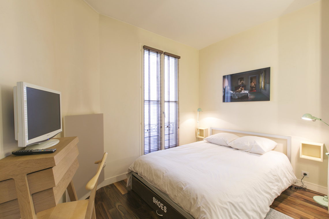 Appartement Paris Rue Monge 9