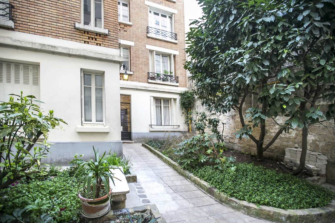 Appartement Paris Rue Bonaparte 18