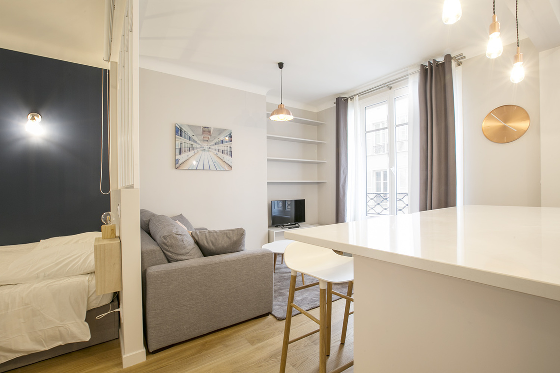 Appartement Paris Rue Bonaparte 10