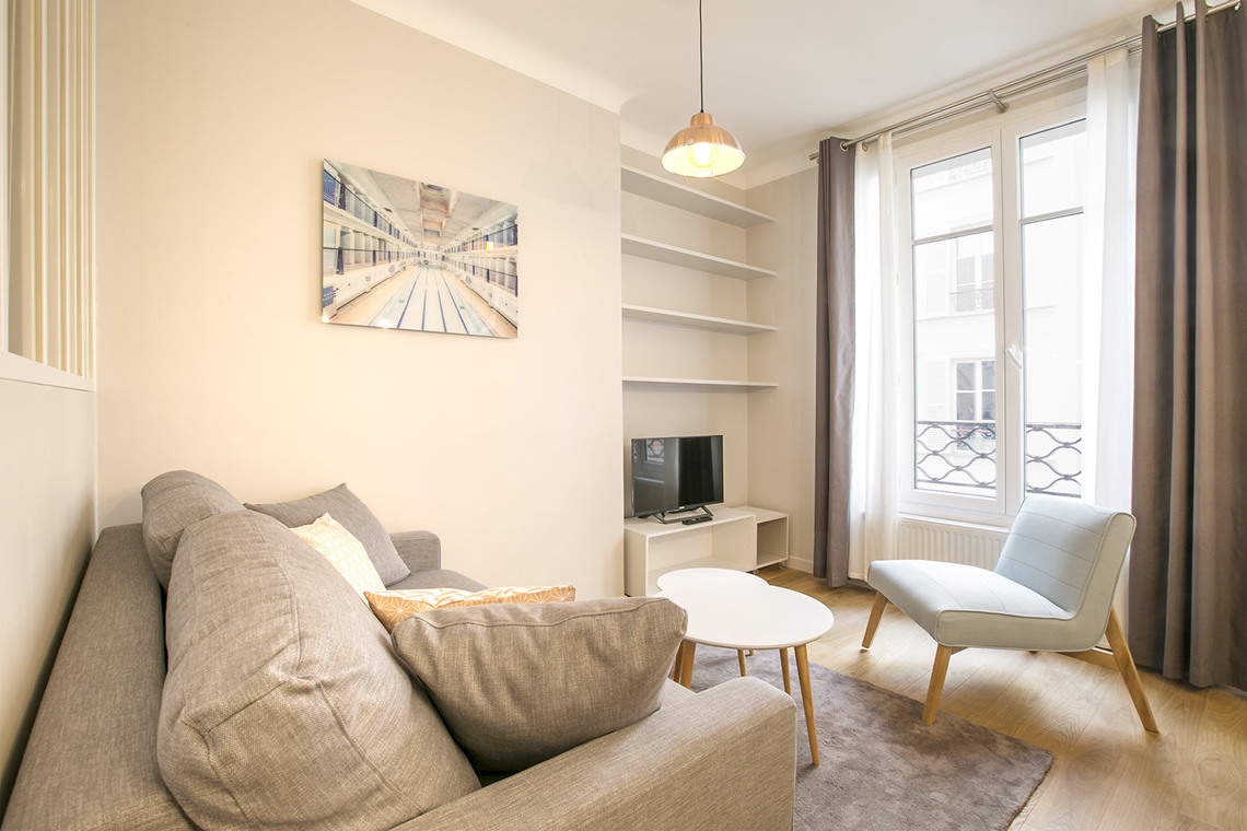 Appartement Paris Rue Bonaparte 5