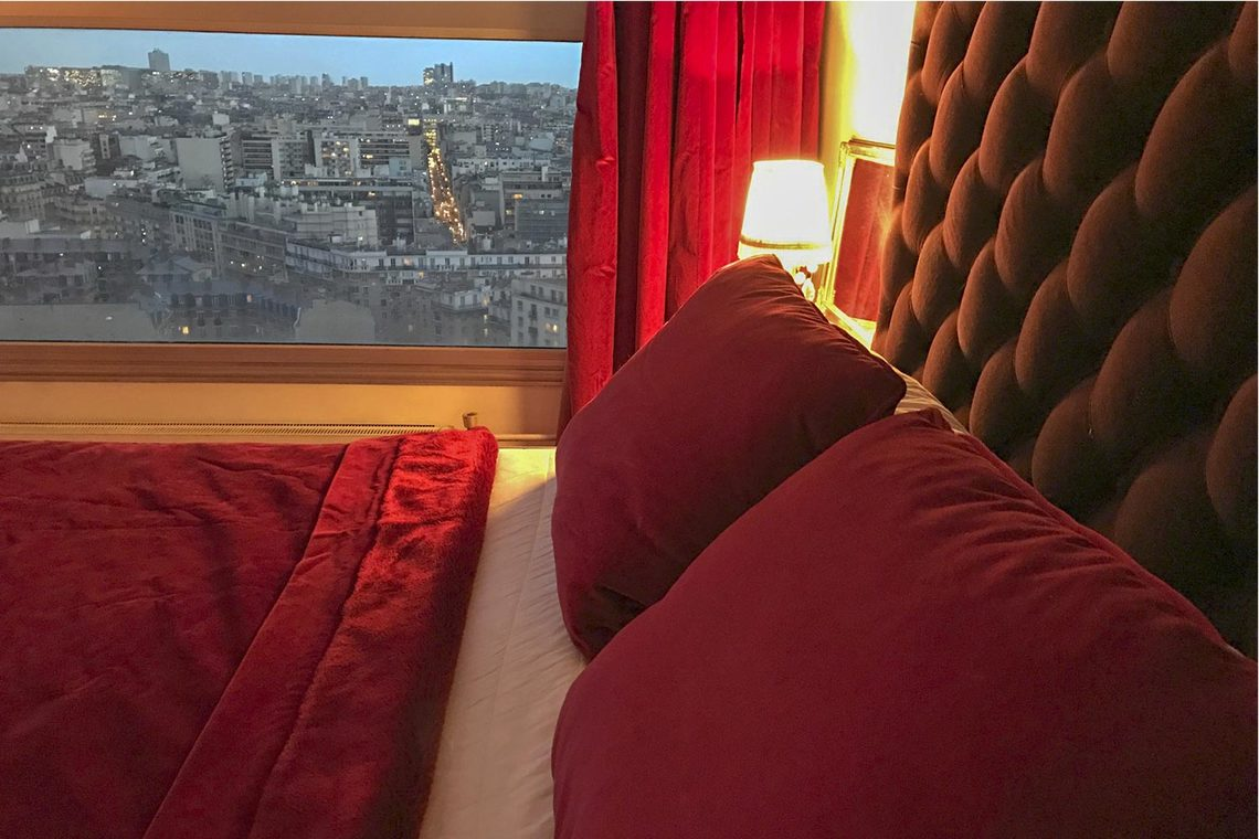 Apartment Paris Rue de Javel 8