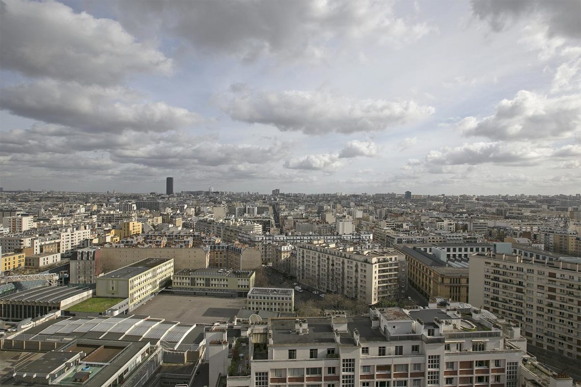 Apartment Paris Rue de Javel 14