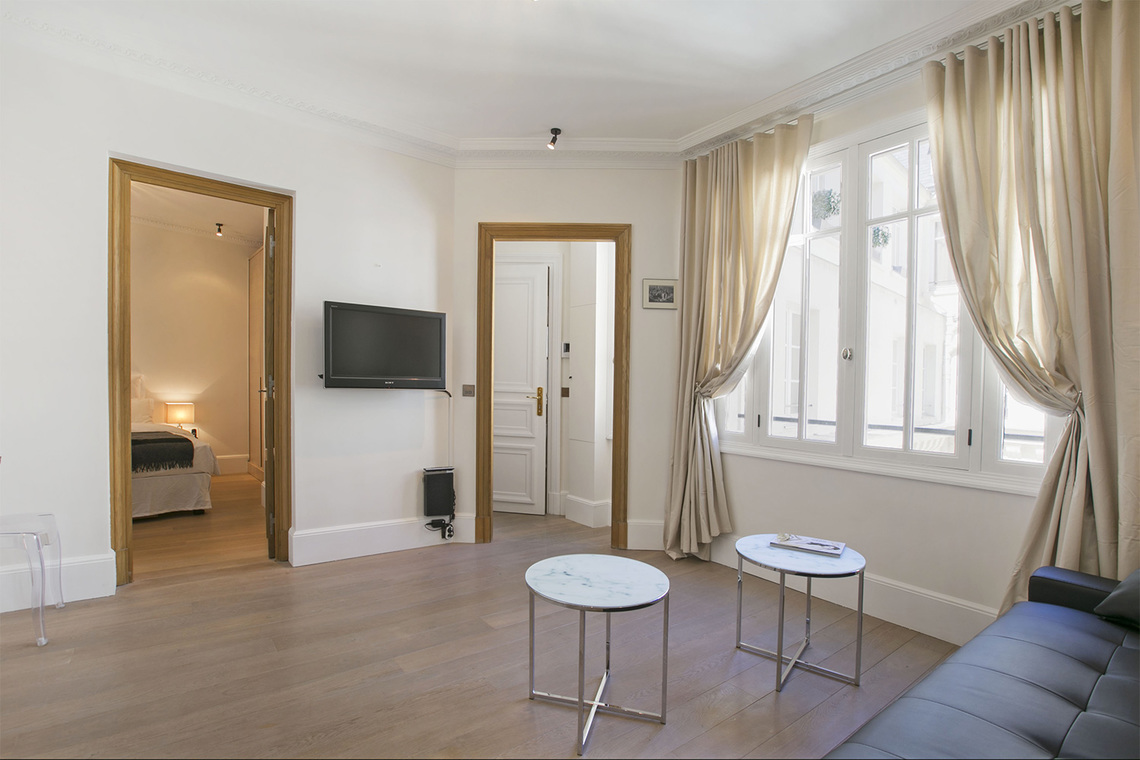 Appartement Paris Rue Saint Honoré 5B 4