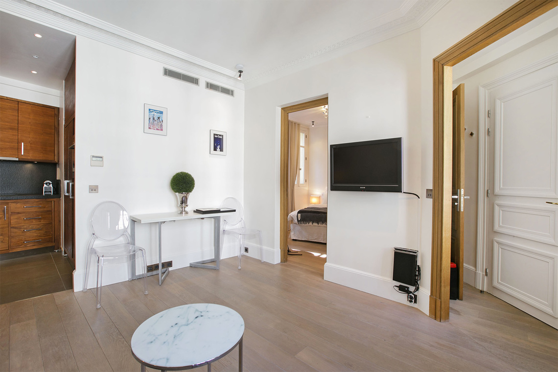 Appartement Paris Rue Saint Honoré 5B 5