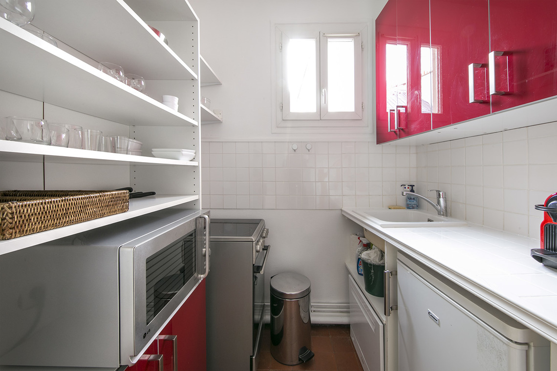 Apartment Paris Rue Mignon 4