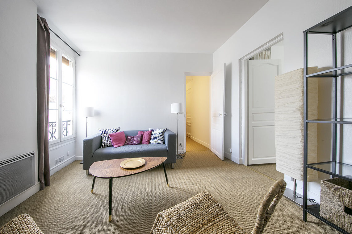 Apartment Paris Rue Mignon 2