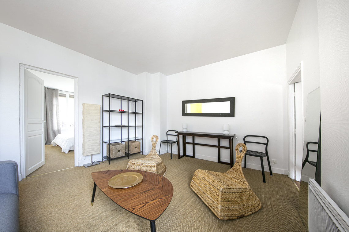 Apartment Paris Rue Mignon 3