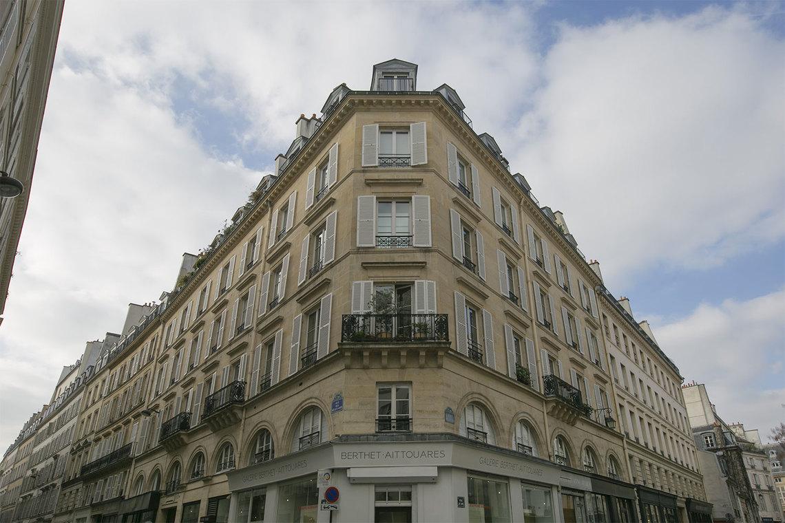 Apartment for rent rue des beaux arts paris ref 14629 - Rue des beaux arts ...