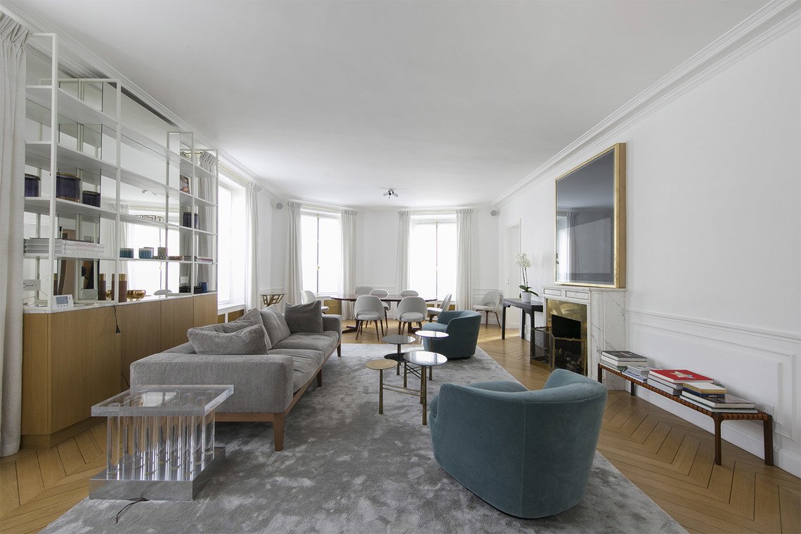 Furnished apartment for rent Paris Rue des Beaux Arts